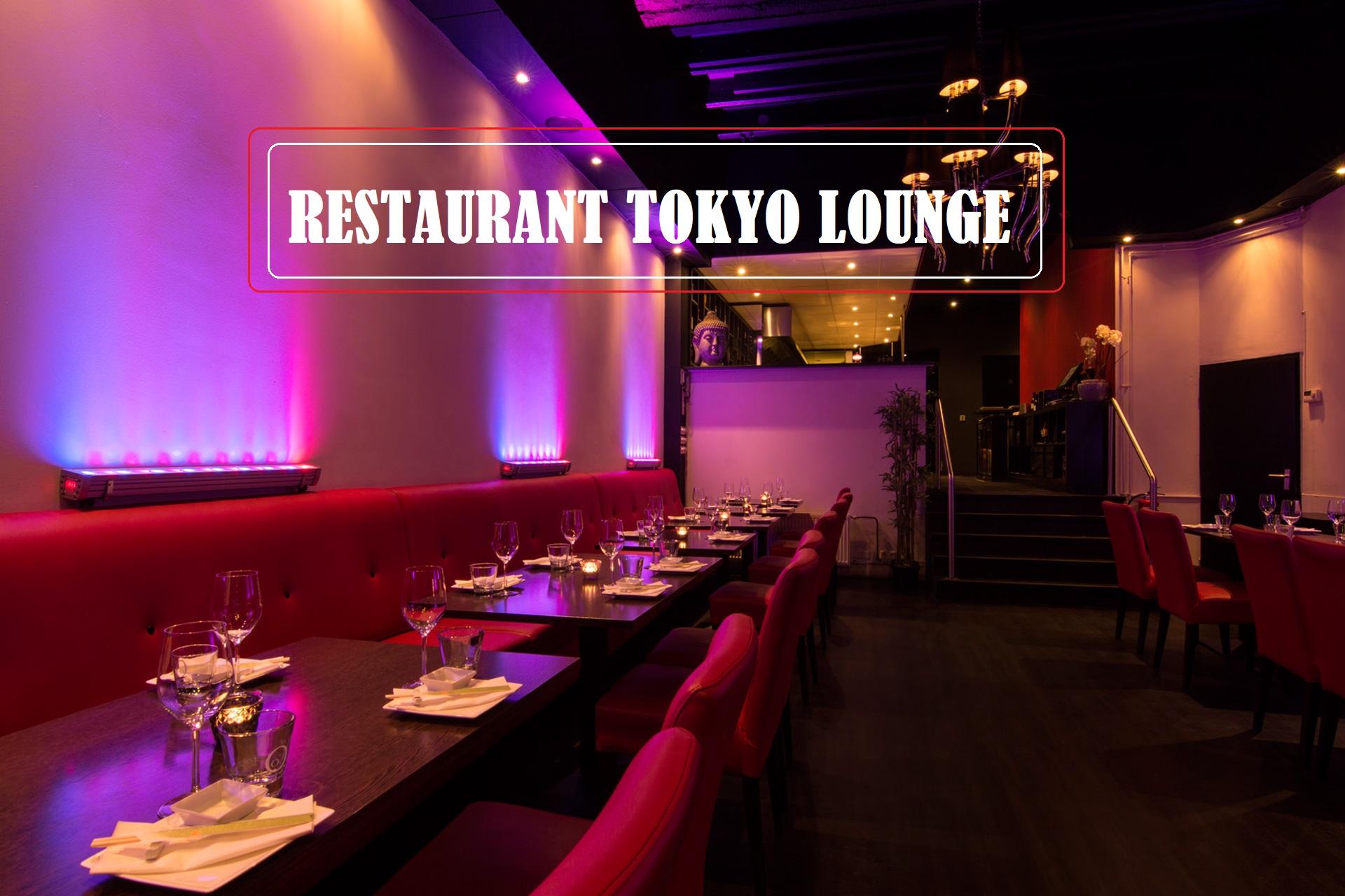 Restaurant Tokyo Lounge